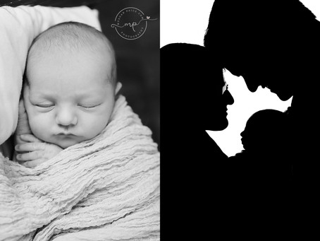 Baby Boy Wesley - Meagan Paige Photography