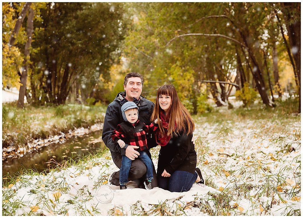 Calgary Winter Family Photography - Clothing Tips