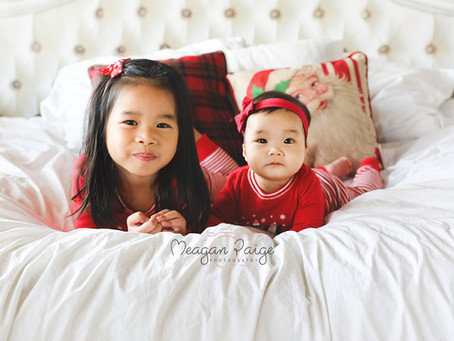 Limited Holiday Edition Sessions - Calgary Family Photographer