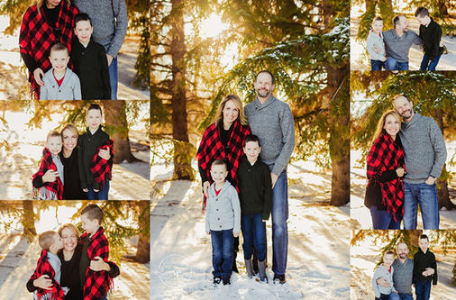 Family Session - Meagan Paige Photograph