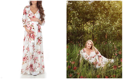 Maternity Gown Collection - Meagan Paige