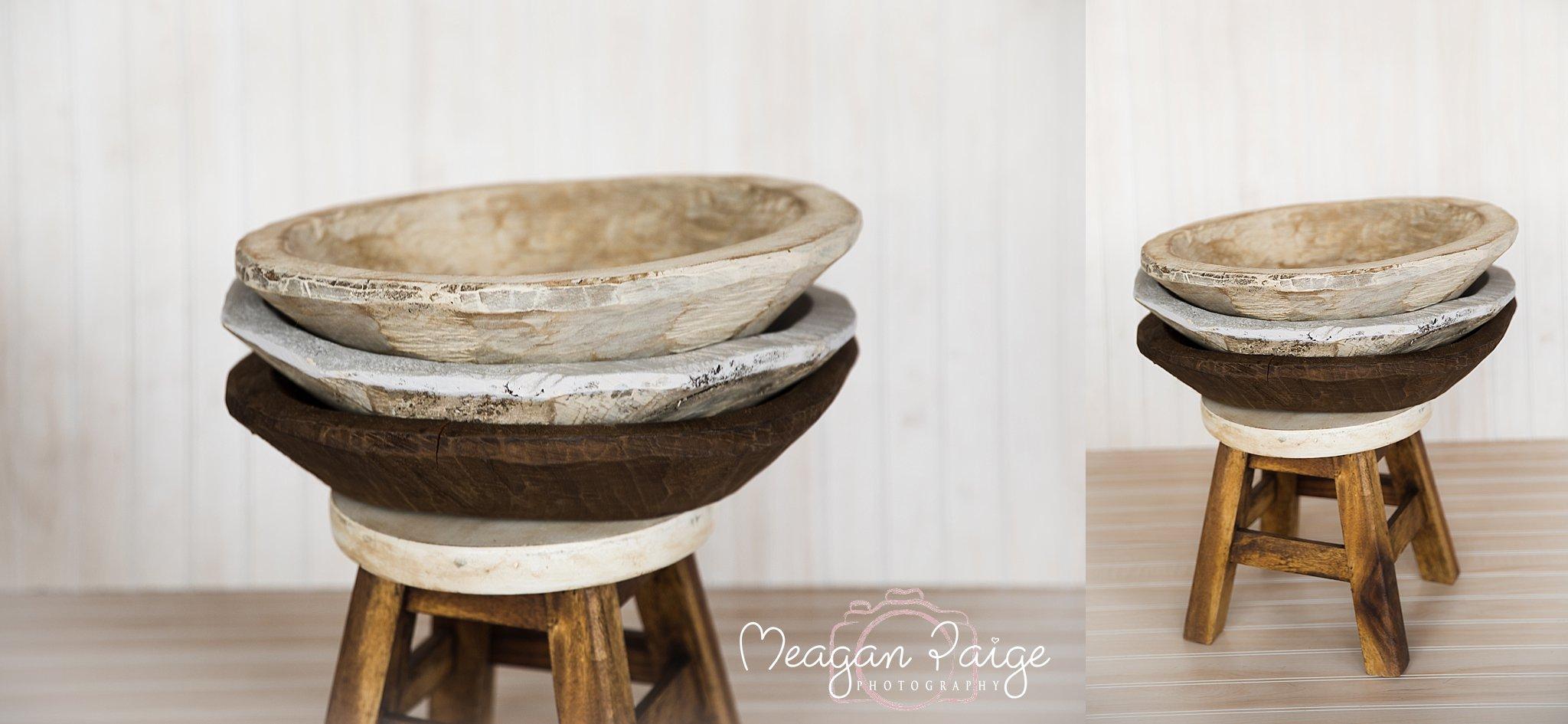 Luneberry Wooden Bowls