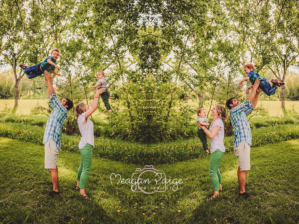 Meagan Paige Photography - Family and Child Session