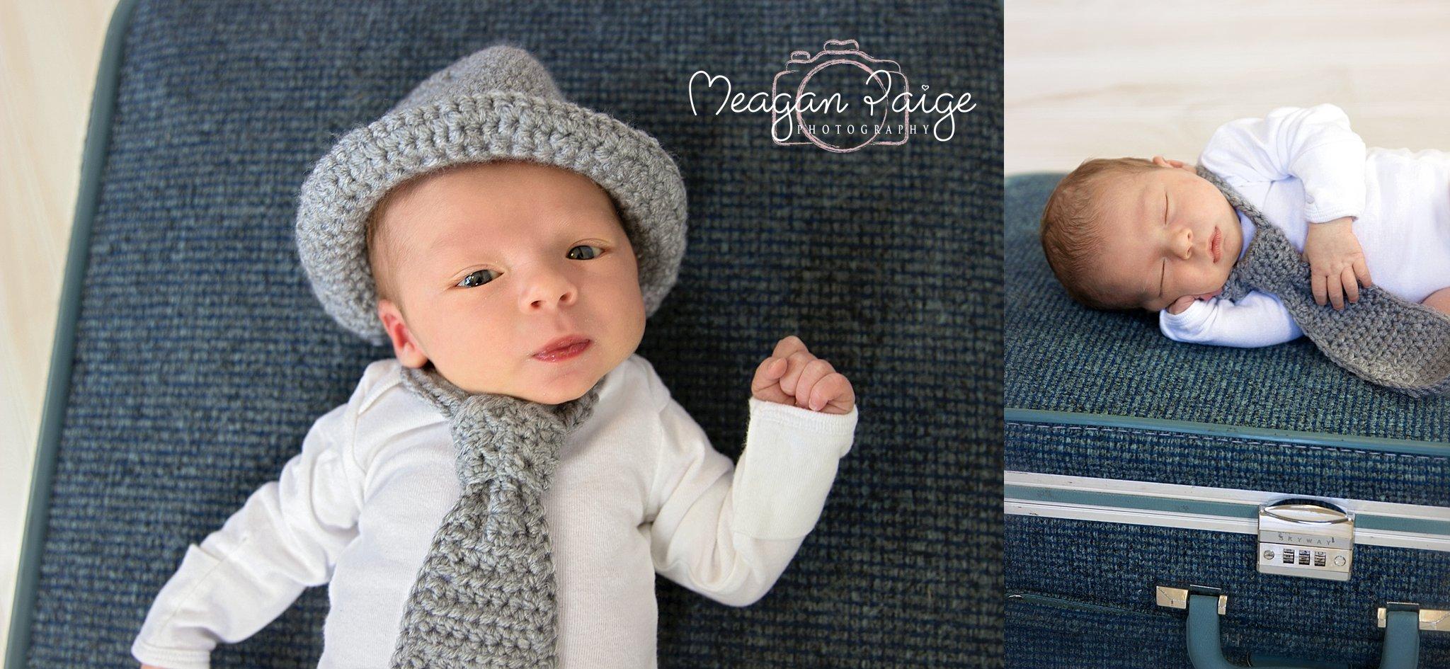 Baby Kash - Calgary Baby Photographer