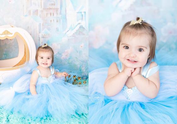 Child Milestone - Meagan Paige Photograp