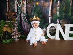 Wild Things Costume (12 Month)