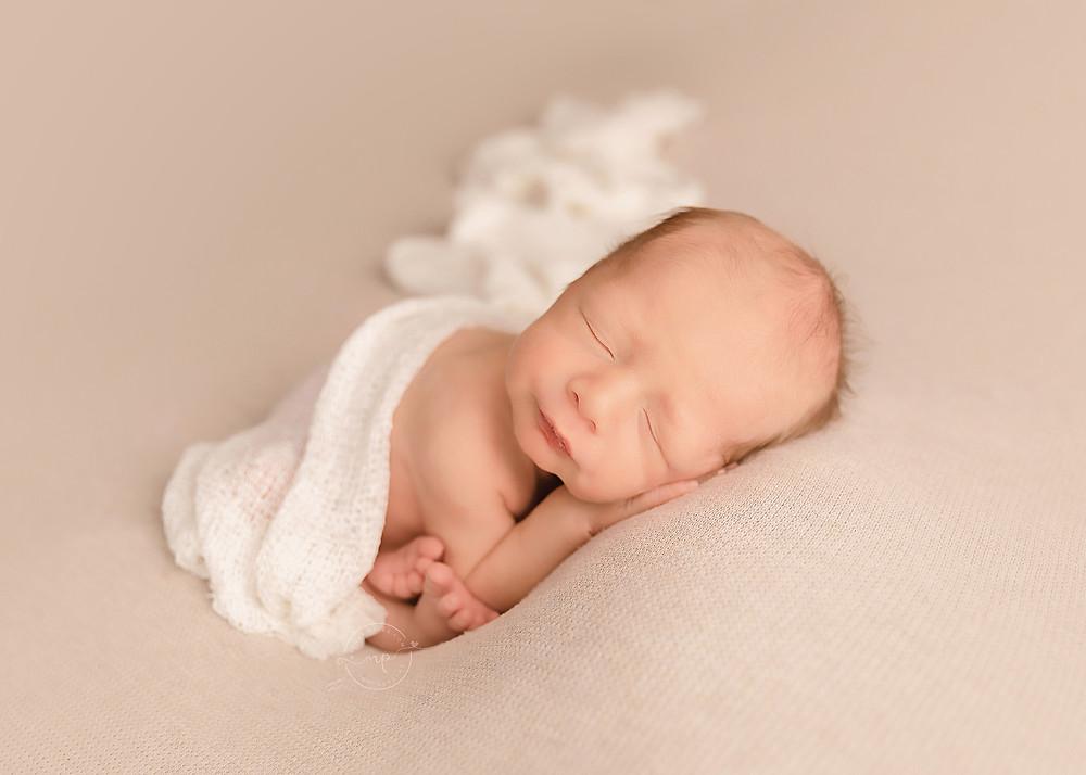 Wild Things Inspired Newborn Session - Calgary Photographer