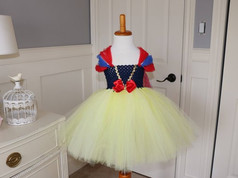 Snow White Dress (12 Month)