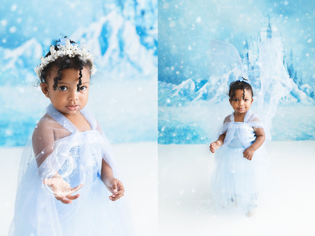 Ice Castle Mini Sessions - JULY