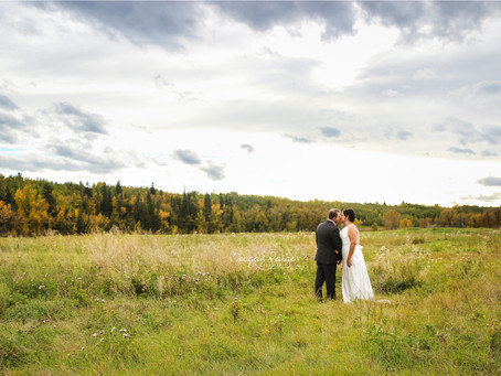 Florisel's Wedding - Calgary Photographer