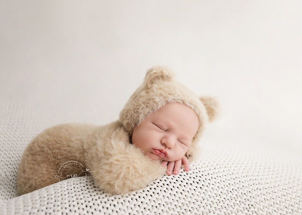 Baby Boy Wesley - Calgary Newborn Photographer - Meagan Paige Photography
