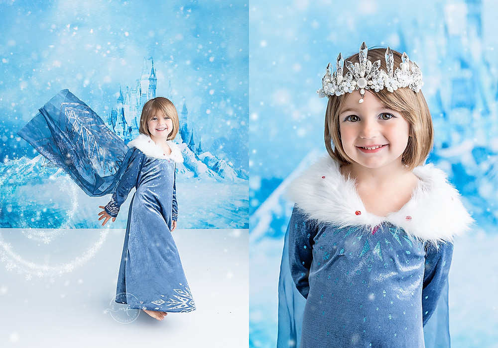 Ice Castle Mini Sessions - Meagan Paige Photography - Calgary