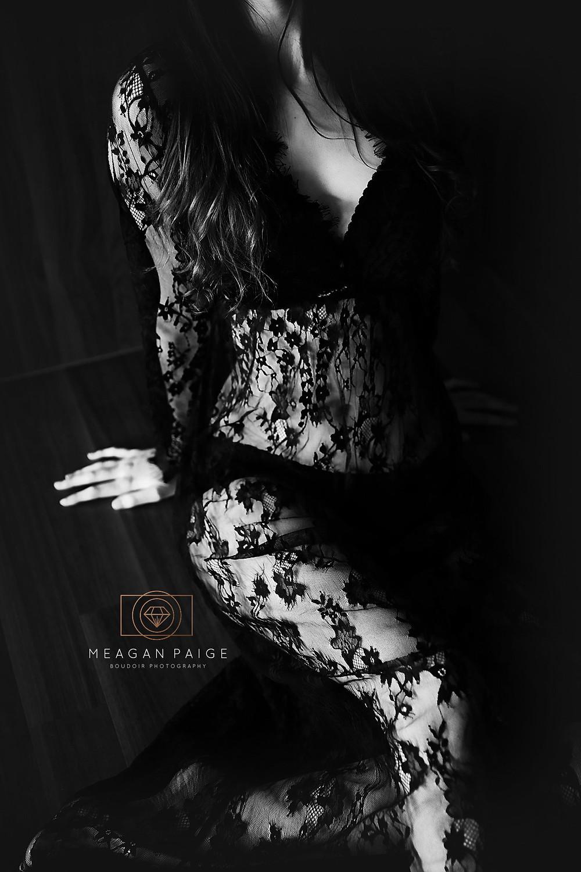Calgary Boudoir Photographer - Meagan Paige Photography