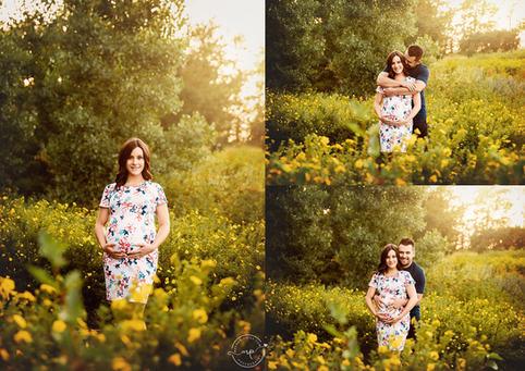 Calgary Maternity Photographer - Meagan