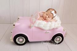 Pink Car