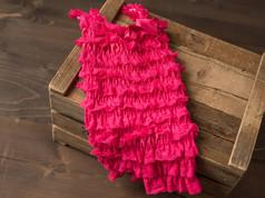 Pink Romper (12-18 Month)