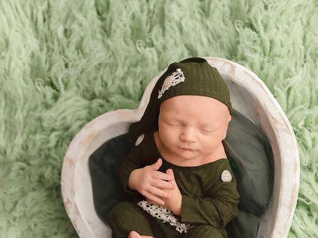 Arielle's Baby Boy