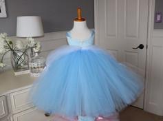 Cinderella Dress (12 Month)