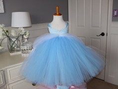 Cinderella Dress (12 Month)