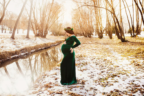 Maternity Session - Meagan Paige Photogr