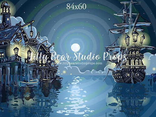 PIRATES LIFE FOR ME - DISCOUNTED CAKE SMASH