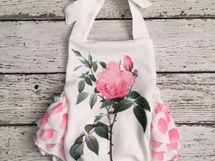 Floral Romper (12 Month)