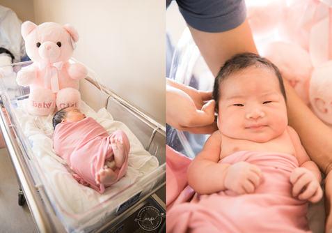 Calgary Fresh 48 Newborn Session - Meagan Paige Photography
