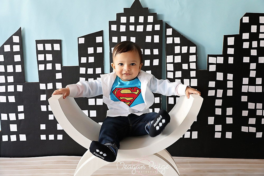 Little Superman in Disguise