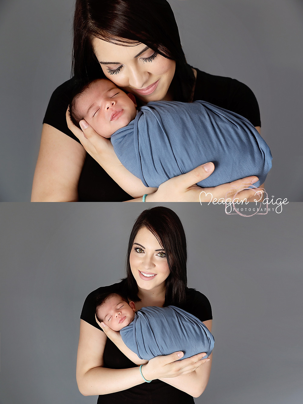 Baby Boy Lorenzo - Calgary Newborn Photographer - Meagan Paige Photography
