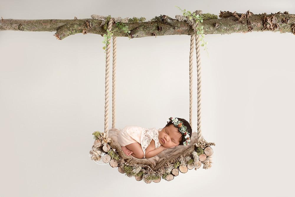 Calgary Newborn Photographer - Meagan Paige Photography