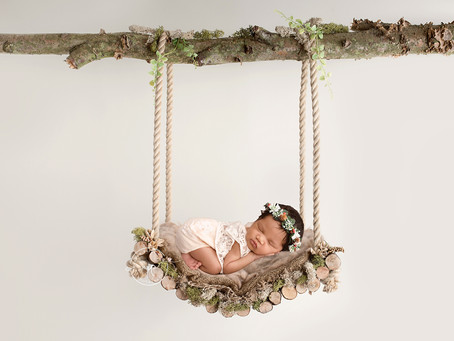 Investing in the Art of Newborn Photography