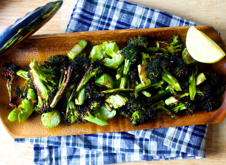 Broccoli and Carrot MAGIC - Your kids will no longer hate these vegetables