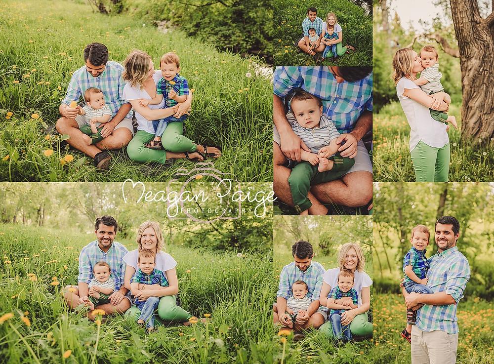 Confederation Park Photos - Alberta Family Photographer