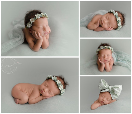newborn photographer - meagan paige phot