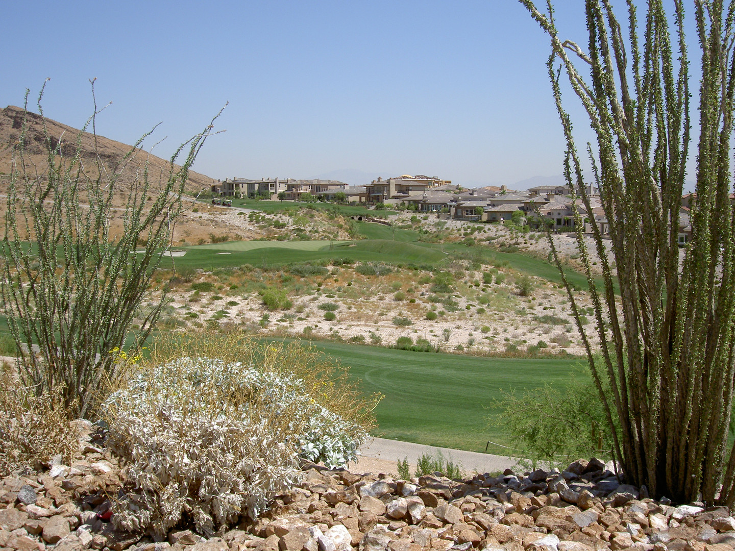 Cobble design golf course
