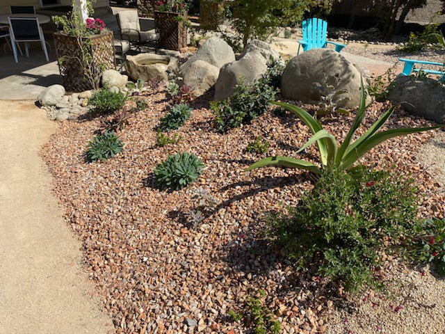 Top Dressing Mojave gold
