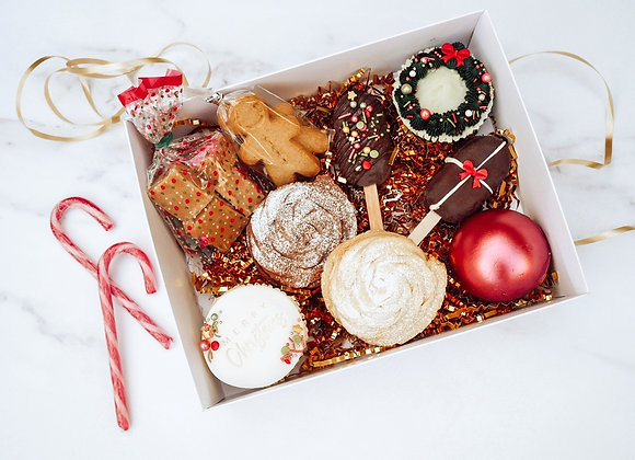 Jingle Bell Rock Treat Box