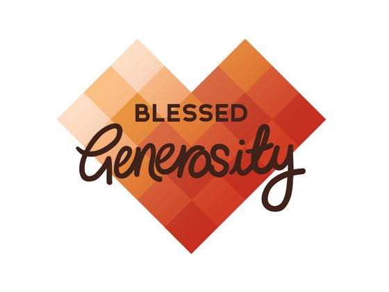 Blessed November...Blessed Generosity!