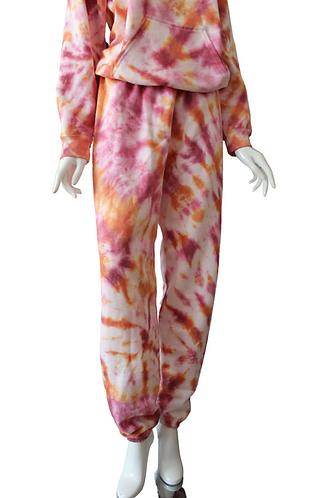 Custom Tie Dye Joggers