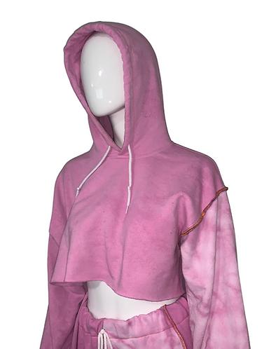 Custom Cropped Hoodie Rework