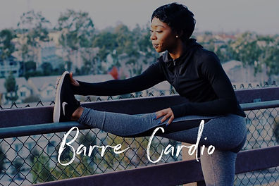 Moves for an Intense Barre Burn, barre fitness, low impact, cardio