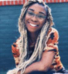 natural hair, box braids, DIY crop top, black woman
