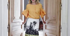 Inspired Design: Emma Jane Pilkington & Dries Van Noten Style