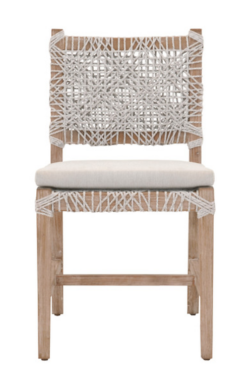 Rope Dining Chair Set of 2