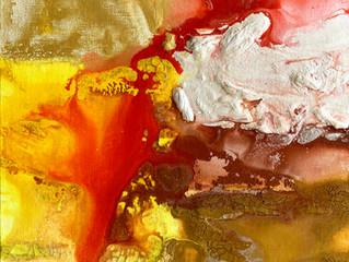 Painting Series by Jean-Sebastien Choo, Self-taught Autistic Artist #12— Eternal Sunshine Mind