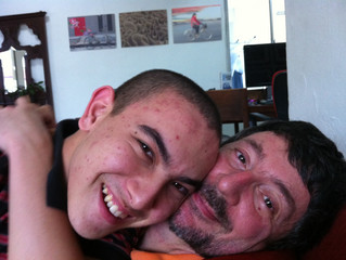 Join us for a Dialogue with Jerome Poudevigne, a parent-by-choice of an autistic young man