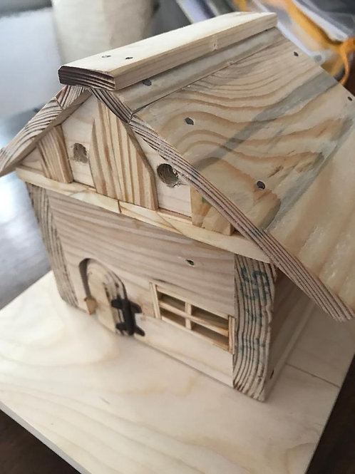Toy House — Ordinary Wood