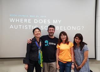 "What Does ""Inclusivity"" Really Mean? — Where Does My Autistic Son Belong? Book Launch"