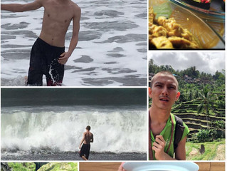 Week 15 of Serialization of Where Does My Autistic Son Belong? Chapter 15 Bali Recon