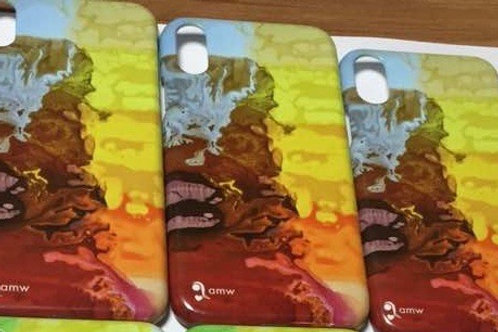 Creativity's Cauldron iPhone case (iPhone XS/ XS Max/XR)